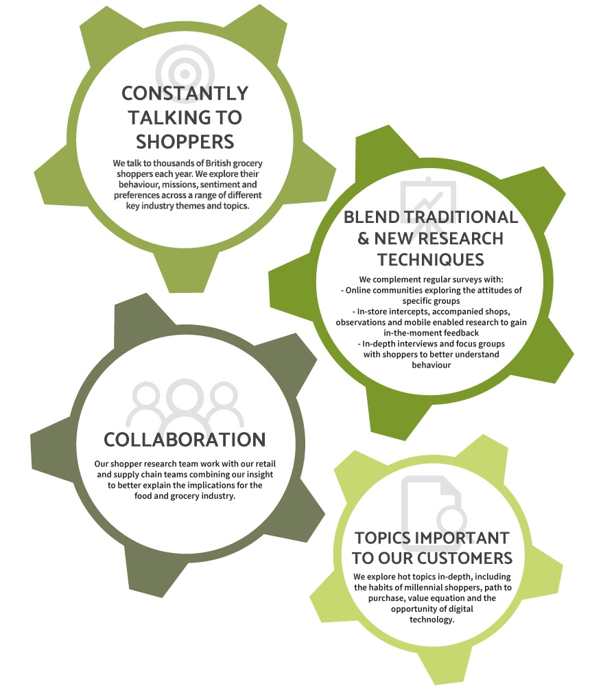 ShopperVista methodology
